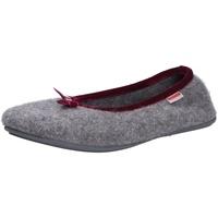 Schuhe Damen Ballerinas Giesswein Damen Hausschuhe grau