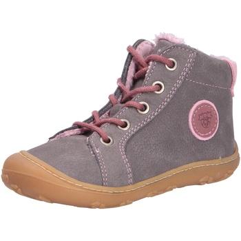 Schuhe Mädchen Schneestiefel Ricosta Mädchen Lauflernschuhe grau