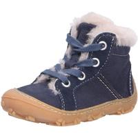 Schuhe Jungen Schneestiefel Ricosta Jungen Laulfernschuhe blau