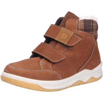 Schuhe Jungen Schneestiefel Ricosta Jungen Stiefel braun