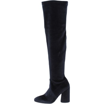 Schuhe Damen Stiefel Elvio Zanon BK376 schwarz