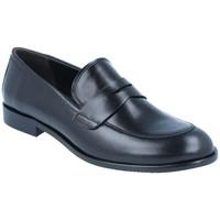 Schuhe Damen Slipper Luis Gonzalo Zapatos Mocasines Casual para Mujer de  5135M Schwarz