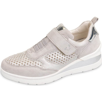 Schuhe Sneaker Low Valleverde - Slip on  beige 17149 BEIGE