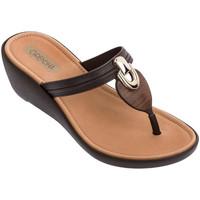 Schuhe Damen Wassersportschuhe Grendha - Infradito marrone 82826-90911 MARRONE