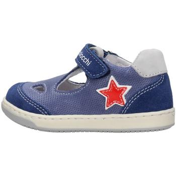 Schuhe Jungen Derby-Schuhe Balocchi - Occhio di bue blu 103222 BLU
