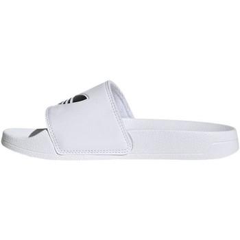 Schuhe Jungen Wassersportschuhe adidas Originals - Adilette lite bco/nero EG8272 BIANCO
