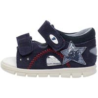 Schuhe Jungen Sandalen / Sandaletten Falcotto - Sandalo blu ZEPHIROS-0C02 BLU