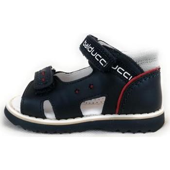 Schuhe Jungen Sandalen / Sandaletten Balducci - Sandalo blu CSPO3801 BLU