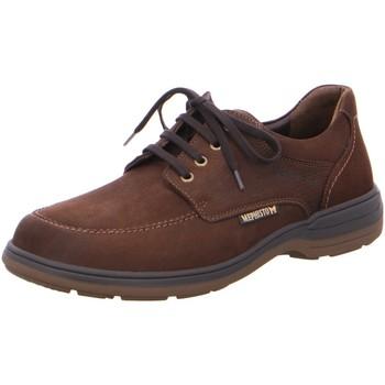 Schuhe Herren Derby-Schuhe Mephisto Schnuerschuhe 1951 douk dark brown braun