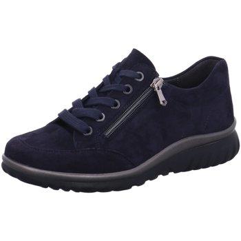 Schuhe Damen Derby-Schuhe Semler Schnuerschuhe Lena L5135,042,080 blau