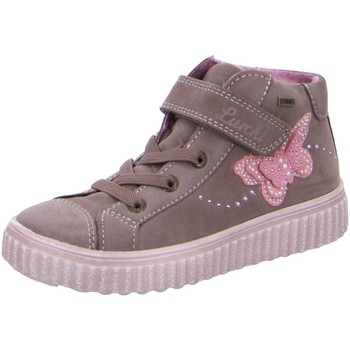 Schuhe Mädchen Sneaker Lurchi High 33-37013-27 grau