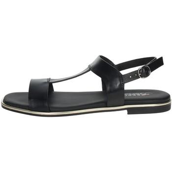 Schuhe Damen Sandalen / Sandaletten Repo 71531-E0 Schwarz