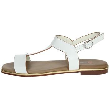 Schuhe Damen Sandalen / Sandaletten Repo 71531-E0 Weiss