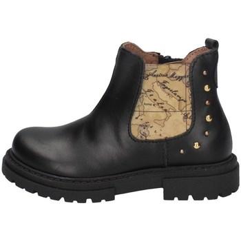 Schuhe Mädchen Low Boots Alviero Martini 0758/0092 Schwarz