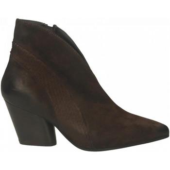 Schuhe Damen Low Boots Mat:20 WASH/GOYA caffe