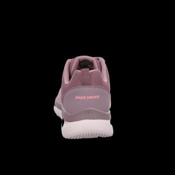 Skechers Schnuerschuhe 12607 LAV rosa - Schuhe Sneaker Low Damen 5500