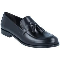 Schuhe Damen Slipper Luis Gonzalo Zapatos Mocasines para Mujer de  5133M Schwarz