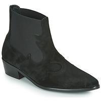 Schuhe Damen Boots Fericelli NANTIAG Schwarz