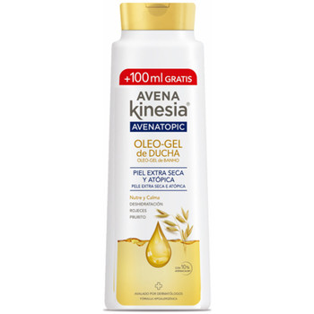 Beauty Badelotion Avena Kinesia Avena Topic Oleo-duschgel 100% Natural