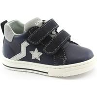 Schuhe Kinder Sneaker Low Balocchi BAL-I20-601213-BL-a Blu