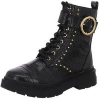 Schuhe Damen Low Boots La Strada Stiefeletten 1905016-1501 schwarz