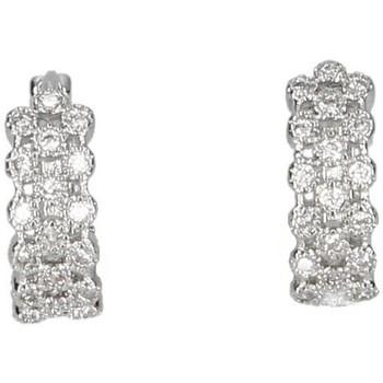 Uhren & Schmuck Damen Ohrringe Luna Collection 50050 silbern