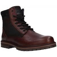 Schuhe Herren Boots Bullboxer ANDRES 980K85508E Hombre Marron marron