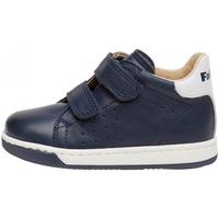 Schuhe Jungen Sneaker Falcotto - Polacchino blu ADAM VL-0C02 BLU