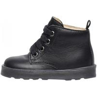 Schuhe Jungen Sneaker Falcotto - Polacchino nero LOYD-0A01 NERO
