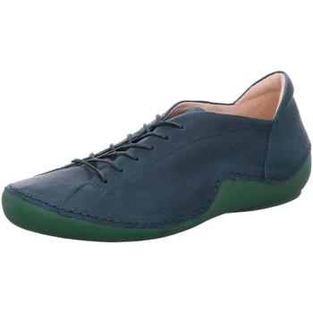 Schuhe Damen Derby-Schuhe Think Schnuerschuhe KAPSL Da.Halbschuh 3-000045-7000 blau