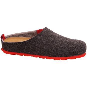 Schuhe Damen Hausschuhe Rohde 6800-82 grau