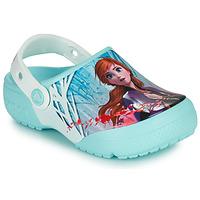 Schuhe Mädchen Pantoletten / Clogs Crocs CROCSFL OL DISNEY Blau