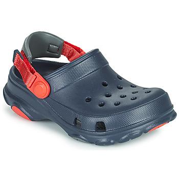 Schuhe Kinder Pantoletten / Clogs Crocs CLASSIC ALL-TERRAIN CLOG K Blau