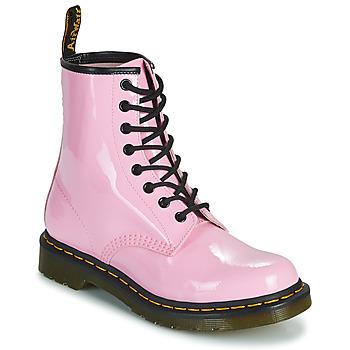 Schuhe Damen Boots Dr Martens 1460 W Rose