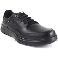 Schuhe Herren Sneaker Low Baerchi 5056 schwarz Schwarz