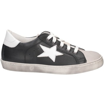 Schuhe Mädchen Sneaker Low Dianetti Made In Italy I9869 Sneaker Kind Weiß Weiß