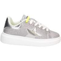 Schuhe Mädchen Sneaker Low Shop Art SA040006 Sneaker Kind SILBER SILBER