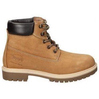 Schuhe Damen Low Boots Dockers BOTINES  35FN201 MODA JOVEN TAN Jaune
