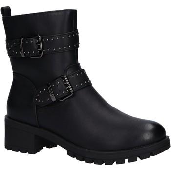Schuhe Damen Low Boots MTNG 58907 Negro