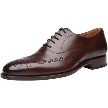 Schuhe Herren Richelieu Shoepassion Schnürschuhe No. 5286 Dunkelbraun