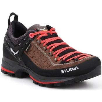 Schuhe Damen Fitness / Training Salewa WS Mtn Trainer 2 Gtx Schwarz, Braun