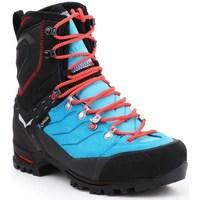 Schuhe Damen Boots Salewa WS Vultur Evo Gtx Schwarz, Blau