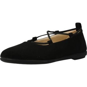 Schuhe Mädchen Derby-Schuhe & Richelieu Vulladi 6411 678 Schwarz