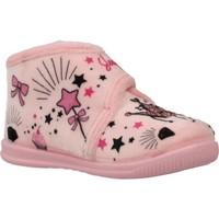Schuhe Mädchen Hausschuhe Vulladi 8117 140 Rosa
