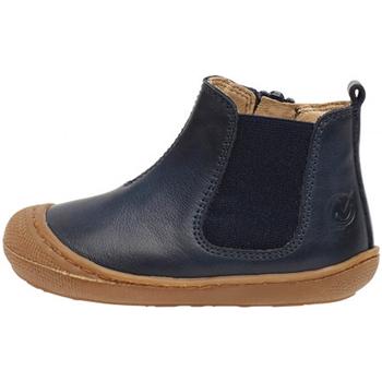 Schuhe Jungen Boots Naturino - Beatles blu SALLY-0C02 BLU