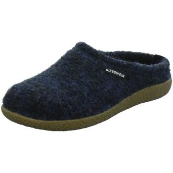 Schuhe Damen Hausschuhe Giesswein VEITSCH 5210 47848-588 blau