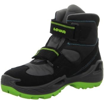 Schuhe Jungen Schneestiefel Lowa High 640542-9969 schwarz
