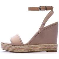 Schuhe Damen Sandalen / Sandaletten Tommy Hilfiger FW0FW04780 Rose