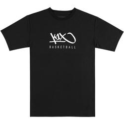 Kleidung Herren T-Shirts K1x Hardwood Tee Schwarz