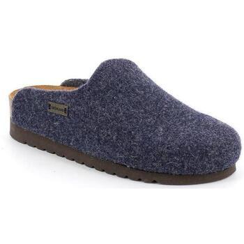 Schuhe Damen Pantoletten / Clogs Grunland DSG-CB2517 BLU
